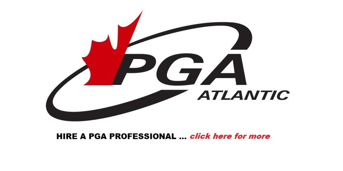 Hire a PGA Professional ... click here