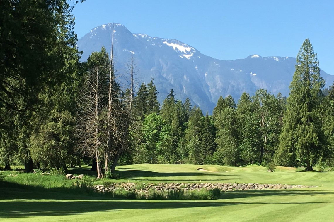 Golf Course Operation For Sale in Hope, BC