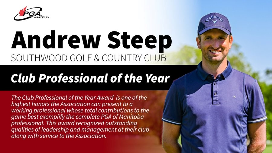 Golf Pro of the Year