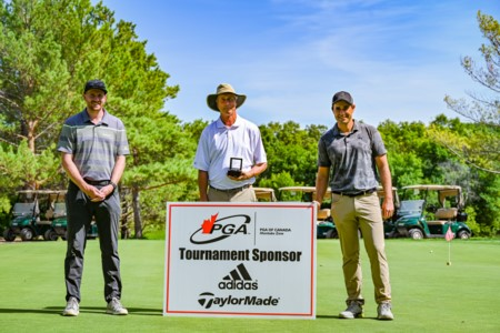 Dave Lavallee Wins the Taylormade Fall PGA Championship!