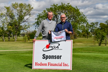Shawn Woods is the Winner of the Hodson Financial Seniors Championship!