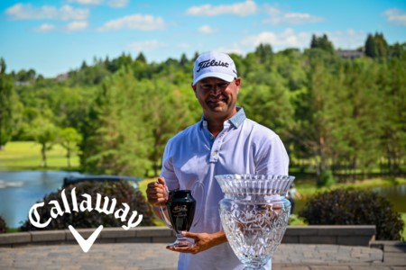 Callaway PGA Championship Final Results