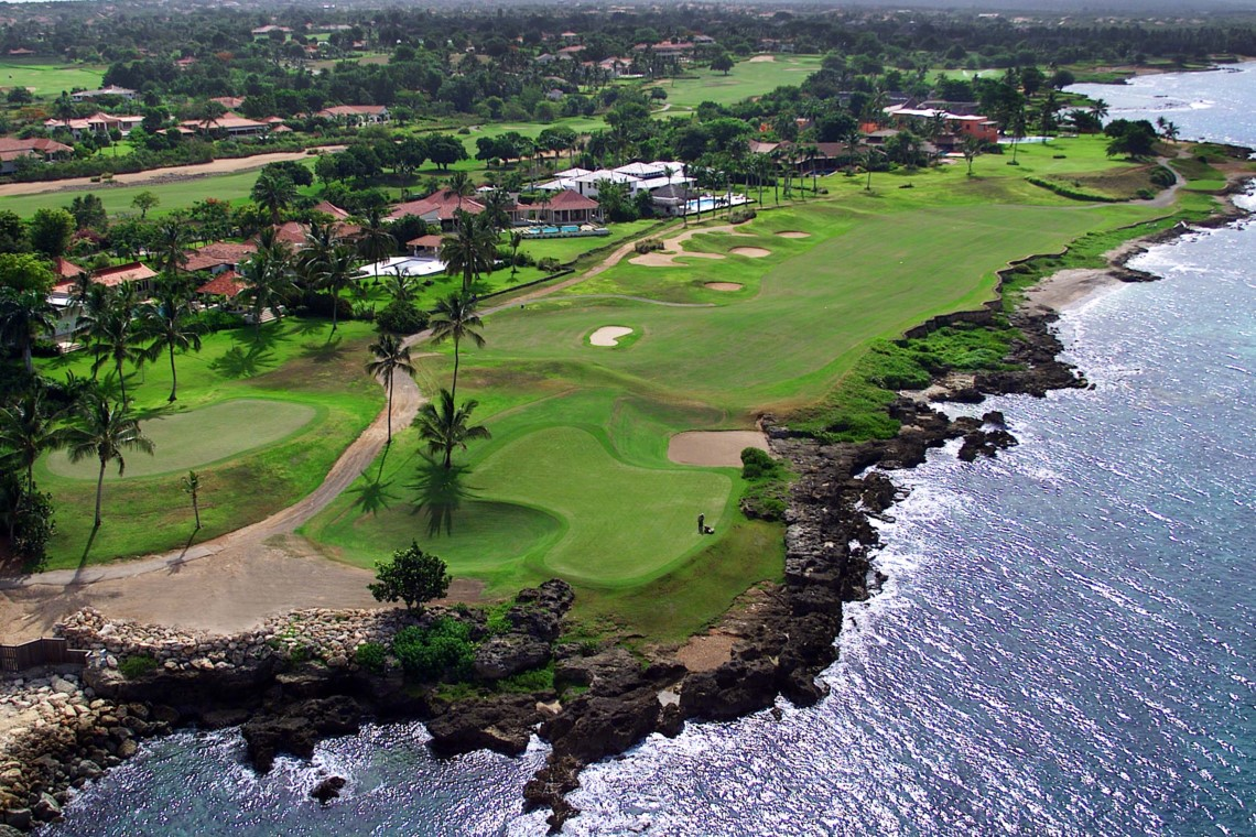 The 2019 Merit Travel Golf Vacations Pro-Am will wrap up tomorrow at Casa de Campo on the Teeth of the Dog Course