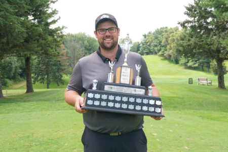 Jake McNulty wins 2019 PGA Assistants' Championship of Ontario presented by GOLFTEC