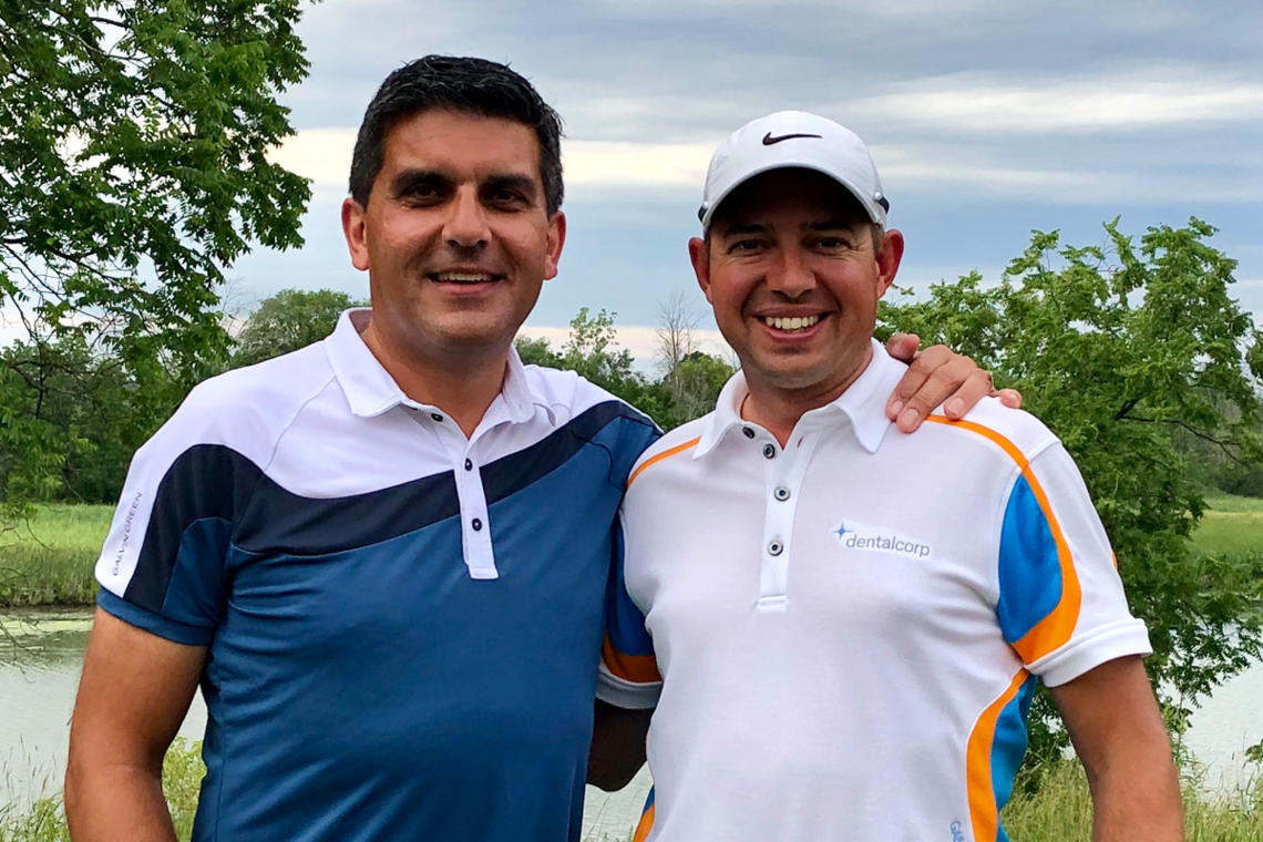 Moniz and Kerfoot of Maple Downs Win 2019 Head Pro/Assistant Pro Team Series