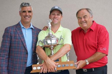 Kenney Wins TaylorMade adidas PGA of Ontario Championship