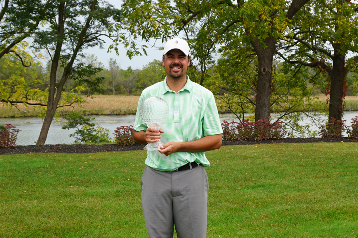 G.W. King Triumphs at 2019  Player of the Year Championship at Grand Niagara Golf Club