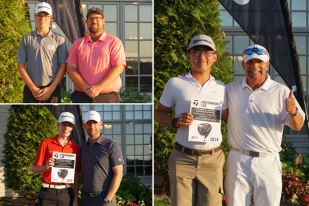 Forty-six teams compete in TaylorMade Pro/Junior Championship