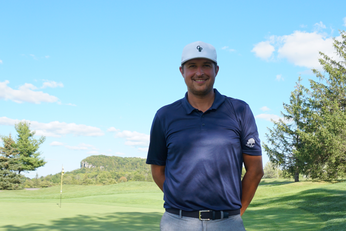 Ciesielski wins his first PGA of Ontario Championship, beats Defending Champion in a Playoff for the Apprentice Professional Title