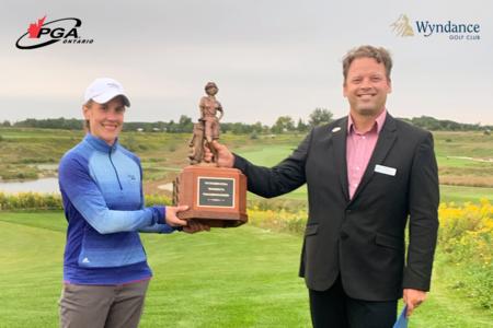 Jennifer Jaszek becomes five-time Women's Champion at Wyndance