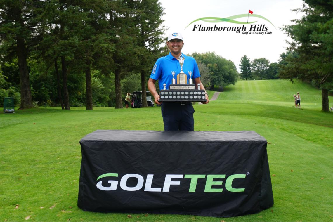 Victor Ciesielski Stays 🔥 at GOLFTEC Assistants' Zone Championship