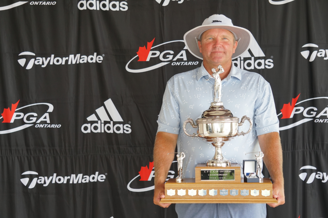 Alan McLean Brings South African Charm to Ontario Zone Championship
