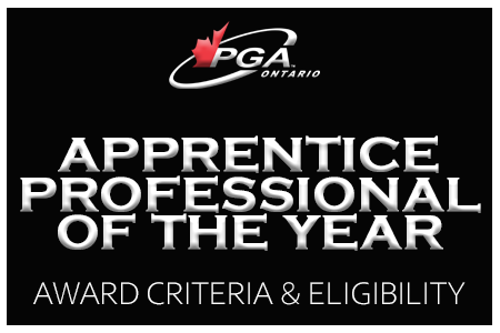 Apprentice Professional of the Year
