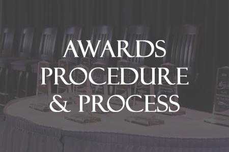 Nomination Procedure & Process