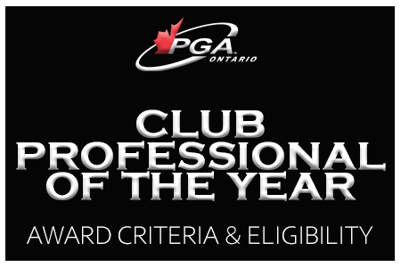 Club Professional of the Year