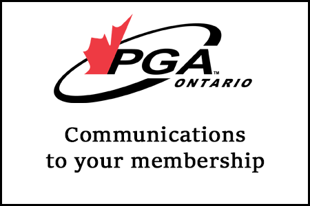 Communications to membership