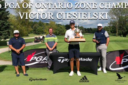 PGA of Ontario Zone Champion Crowned