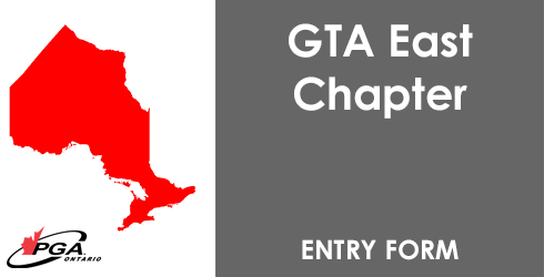 GTA East Chapter Match Play