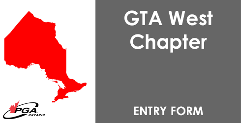 GTA West Chapter Match Play