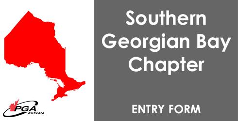 Southern Georgian Bay Chapter Match Play