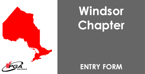 Windsor Chapter Match Play