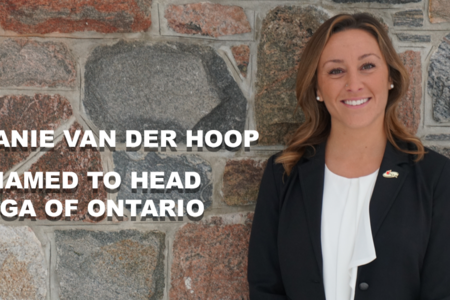 Melanie van der Hoop named to Head PGA of Ontario