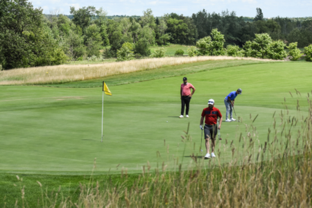 Twelve players find success at the PGA of Ontario's first Playing Ability Test of the season