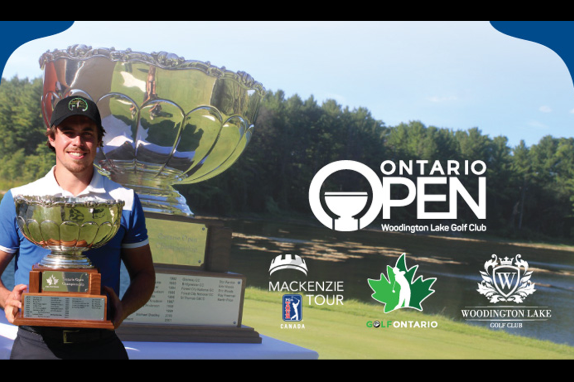 Mackenzie Tour – PGA TOUR Canada adds Ontario Open to schedule