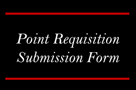 2021 Point Requisition Submission Form