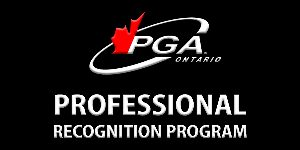 Professional Recognition Program