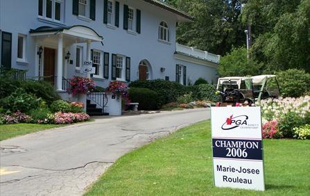 The Ladies' Golf Club of Toronto Prepares to Host the Canadian PGA Women's Championship