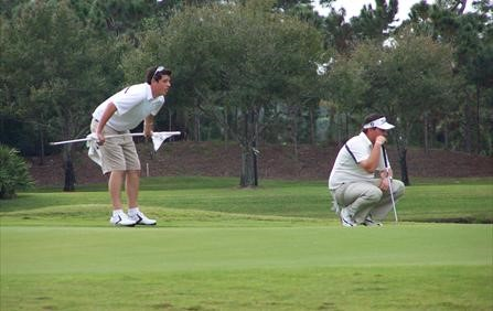 Eric Landreville Leads by Five going into the Final Round of the 2007 CPGA CPC