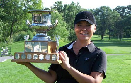 Hannah Jun Captures her First Canadian PGA National Title