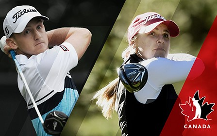 GOLF CANADA SELECTS 2018 TEAM CANADA YOUNG PRO SQUAD