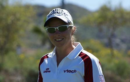 "Alena Sharp Blog: ""CN Canadian Women's Open"""