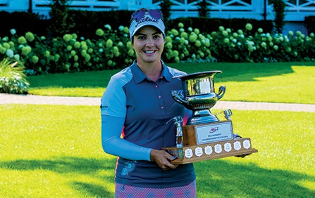 Brittany Marchand Wins DATA PGA Women's Championship of Canada