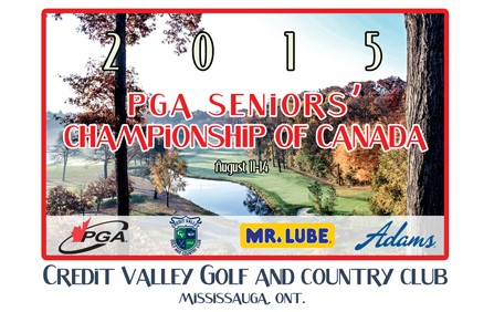 World Class Field at PGA Seniors' Championship of Canada