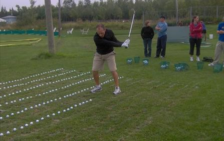 Canadian PGA Member almost breaks Guinness World Record