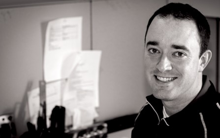 Getting to Know--Matt Allen