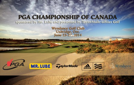 PGA Championship of Canada Matches Set