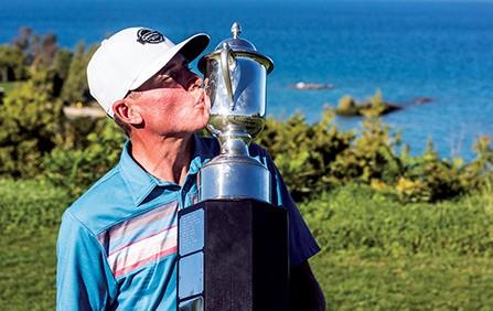 Dustin Risdon Wins PGA Assistants' Championship of Canada presented by Callaway Golf