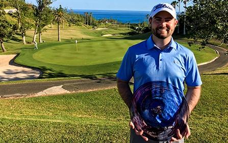 Chris Ward Wins GREY GOOSE World Par 3 Championship