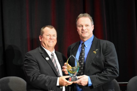 Dick Munn, Executive Professional of the Year Award