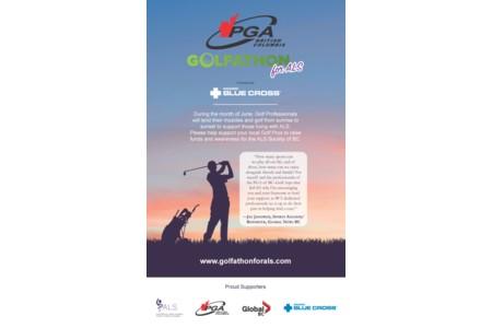 PGA of BC Golfathon for ALS