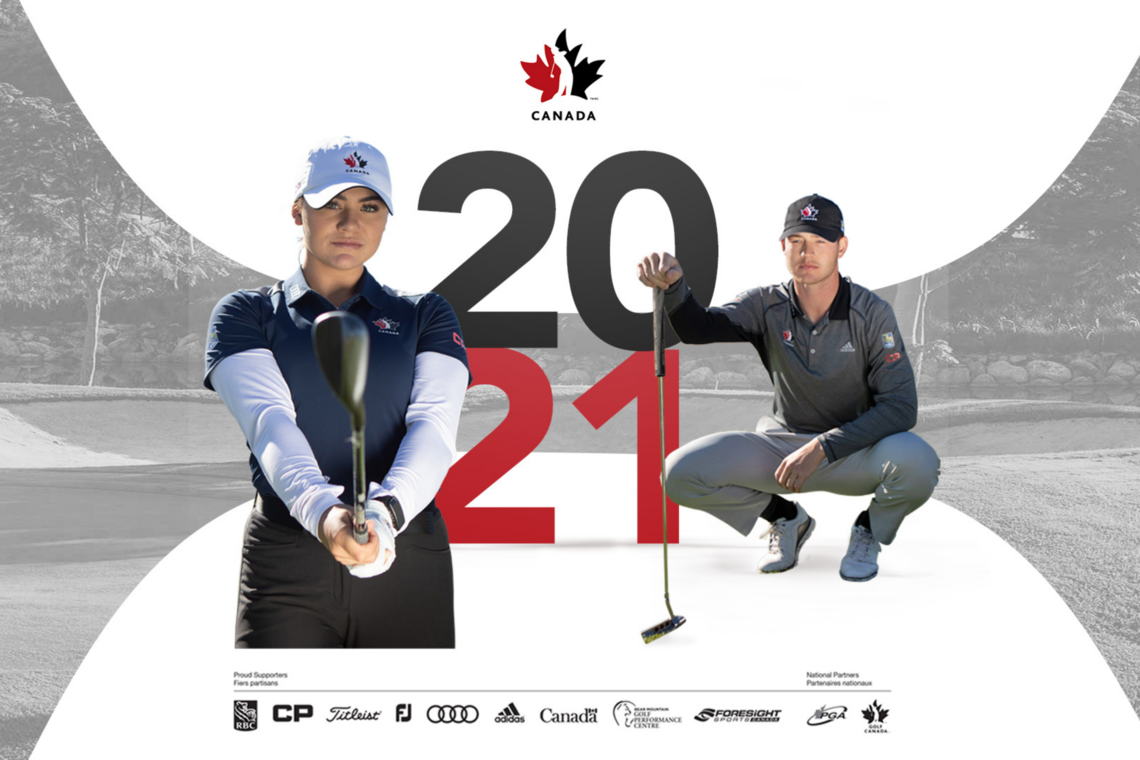 Golf Canada announces 2021 National Amateur and Junior Squads