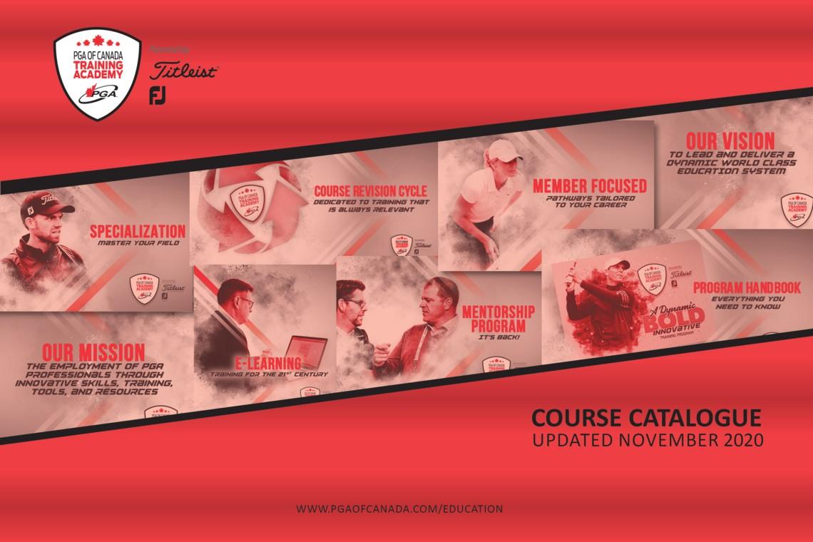 Course Catalogue