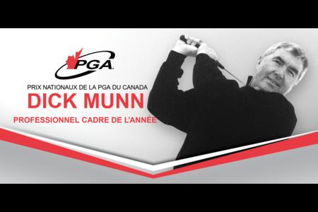 Méritas Dick Munn Professionnel gestionnarie de l'année