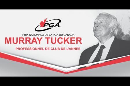 Méritas Murray Tucker Professionnel de club de l'année