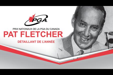 Méritas Pat Fletcher Détaillant de l'année