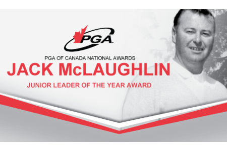 Jack McLaughlin, Junior Leader of the Year Award